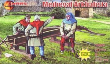 Medieval arkbalista · MRF 72065 ·  Mars Figures · 1:72