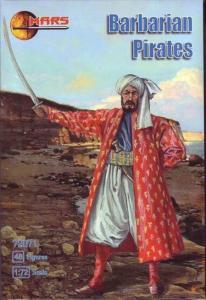 Barbarian Pirates · MRF 72071 ·  Mars Figures · 1:72