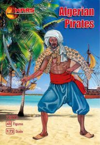 Algerian Pirates · MRF 72072 ·  Mars Figures · 1:72
