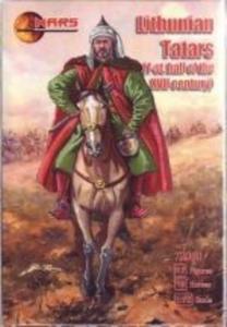 Lithuanian Tatars, 1st half of 17th cent · MRF 72080 ·  Mars Figures · 1:72