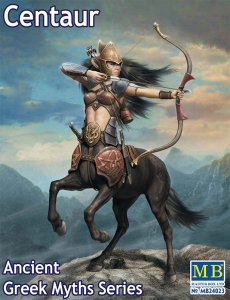 Centaur - Ancient greek Myths Series · MBO 24023 ·  Master Box Plastic Kits · 1:24