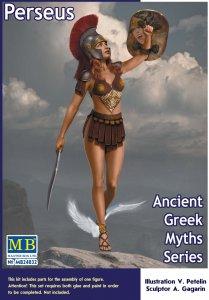 Perseus - Ancient Greek Myths Series · MBO 24032 ·  Master Box Plastic Kits · 1:24