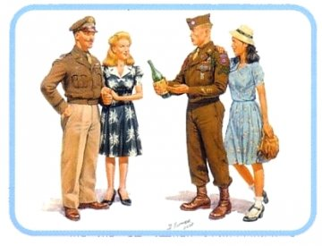 V-Day Europe 1945 · MBO 3514 ·  Master Box Plastic Kits · 1:35