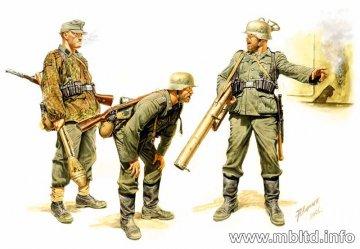 Deutsche Panzerjäger 1944 · MBO 3515 ·  Master Box Plastic Kits · 1:35