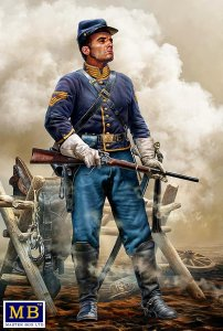 At the Ready - Brigadier General Bufford´s Union Cavalry · MBO 35197 ·  Master Box Plastic Kits · 1:35