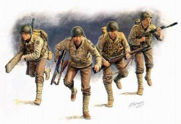 D-Day June 6th 1944 · MBO 3520 ·  Master Box Plastic Kits · 1:35