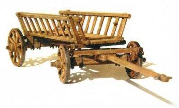 Farmers Cart Europe WWII · MBO 3537 ·  Master Box Plastic Kits · 1:35
