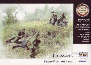 Crossroad · MBO 3572 ·  Master Box Plastic Kits · 1:35