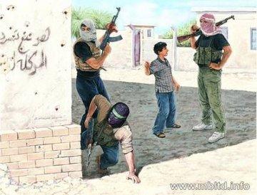 Insurgents Irak vol. 2 · MBO 3576 ·  Master Box Plastic Kits · 1:35