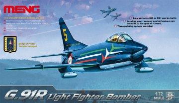 G.91R Light Fighter Bomber · MEN DS004 ·  MENG Models · 1:72