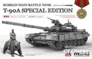 Russian Main Battle Tank T-90A - Special Edition · MEN ES005 ·  MENG Models · 1:35