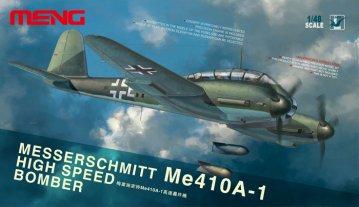 Messerschmitt Me 410 A-1 High Speed Bomber · MEN LS003 ·  MENG Models · 1:48
