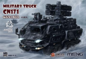 The Wandering Earth Military Truck CN171 (CARTOON MODEL) · MEN MMS010 ·  MENG Models