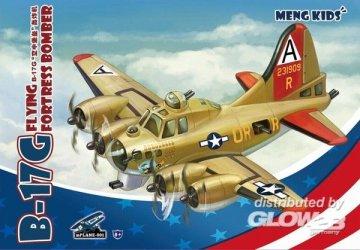B-17G Flying Fortress Bomber · MEN MP001 ·  MENG Models