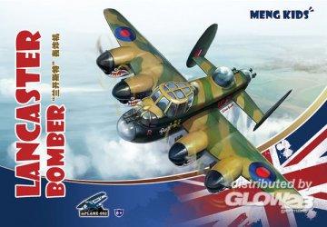 Lancaster Bomber · MEN MP002 ·  MENG Models