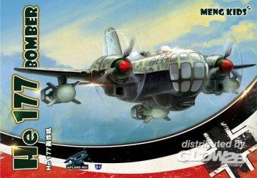 Heinkel He 177 Bomber · MEN MP003 ·  MENG Models