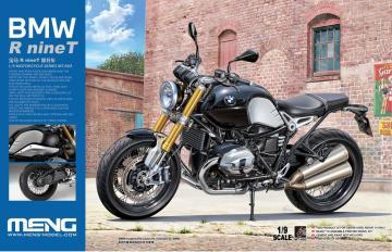 BMW R nineT · MEN MT003 ·  MENG Models · 1:9
