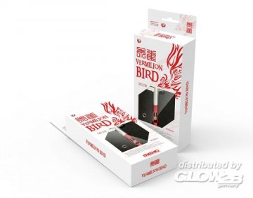 Vermilion Bird 0,3mm Airbrush · MEN MTS001 ·  MENG Models