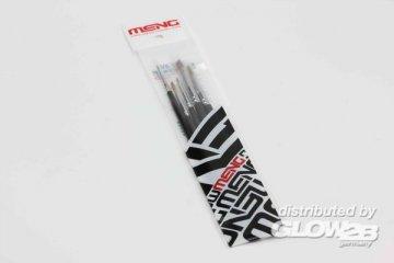 Modeling Paint Brush Set · MEN MTS010 ·  MENG Models