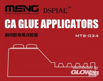 CA Glue Applicators · MEN MTS034 ·  MENG Models
