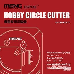 Hobby Circle Cutter · MEN MTS037 ·  MENG Models