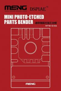 Mini Photo-etched Parts Bender · MEN MTS046 ·  MENG Models
