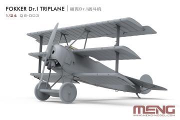 Fokker Dr.I Triplane · MEN QS003 ·  MENG Models · 1:24