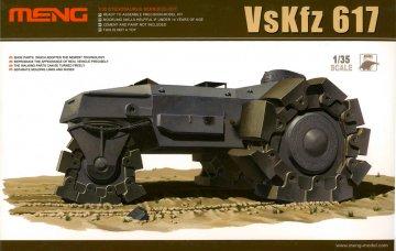 VsKfz 617 Minenräumer · MEN SS001 ·  MENG Models · 1:35