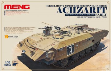 Achzarit Early - Israel heavy armoured personnel carrier · MEN SS003 ·  MENG Models · 1:35