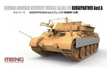 Sd.Kfz. 179 Bergepanther Ausf. A · MEN SS015 ·  MENG Models · 1:35