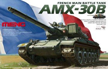 French AMX-30B Main Battle Tank · MEN TS003 ·  MENG Models · 1:35
