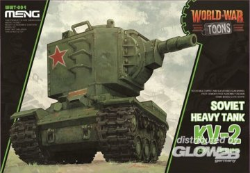 KV-2 (Cartoon Model) · MEN WWP004 ·  MENG Models
