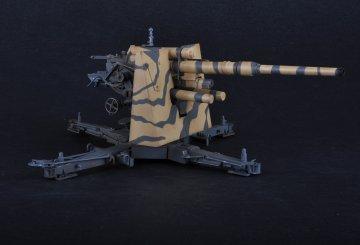 German Flak 36 88MM Anti-Aircraft Gun · MRT 60030 ·  Merit · 1:18