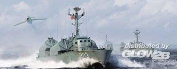 PLA Navy Type 21 Class Missile Boat · MRT 67203 ·  Merit · 1:72