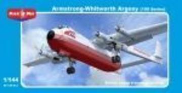 Armstrong-Whitworth Argosy aircraft (100 Series) · MMR 144013 ·  Micro Mir · 1:144