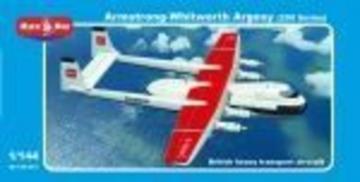 Armstrong-Whitworth Argosy aircraft (200 Series) · MMR 144014 ·  Micro Mir · 1:144