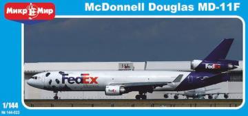 MD-11 Freighter · MMR 144023 ·  Micro Mir · 1:144