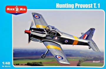 Hunting Provost T.1 · MMR 48014 ·  Micro Mir · 1:48