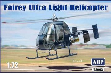 Fairey ultra light helicopter · MMR 72002 ·  Micro Mir · 1:72