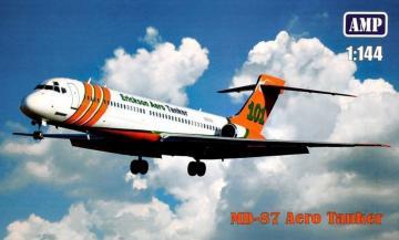 MD-87 Aero Tanker · MMR AMP14001 ·  Micro Mir · 1:144