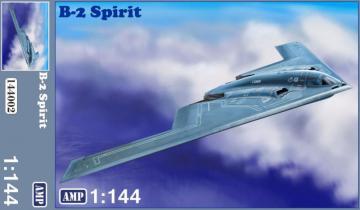 B-2 Spirit Bomber · MMR AMP144002 ·  Micro Mir · 1:144