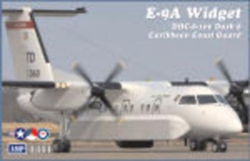 E-9A Widget/ DHC-8-106 Dash 8 Caribbean Coast Guard · MMR AMP144003 ·  Micro Mir · 1:144