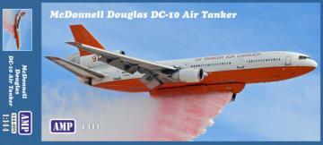 McDonnell Douglas DC-10 Air Tanker · MMR AMP144005 ·  Micro Mir · 1:144