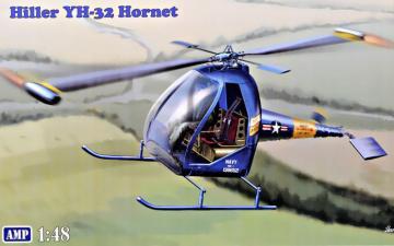 Hiller YH-32 · MMR AMP48005 ·  Micro Mir · 1:48