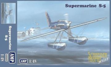 Supermarine S-5 · MMR AMP48009 ·  Micro Mir · 1:48