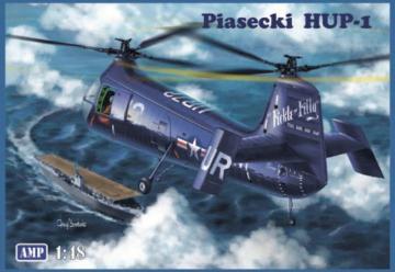 Piasecki HUP-1 · MMR AMP48012 ·  Micro Mir · 1:48