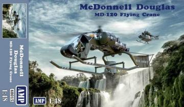 McDonnell Douglas - Model 120 Flying Crane · MMR AMP48015 ·  Micro Mir · 1:48