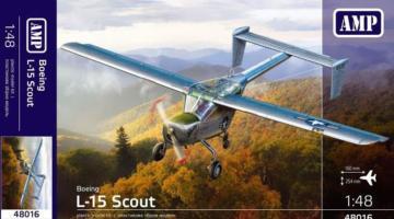 Boeing L-15 Scout · MMR AMP48016 ·  Micro Mir · 1:48