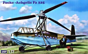 Focke-Achgelis Fa 225 · MMR AMP72001 ·  Micro Mir · 1:72