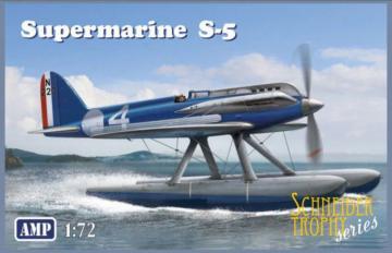 Supermarine S-5 Schneider Trophy Series · MMR AMP72009 ·  Micro Mir · 1:72